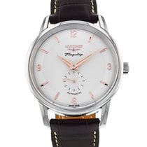 Longines Watch Flagship Heritage L4.817.4.76.2