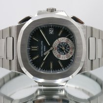 Patek Philippe Nautilus with Box and Papers
