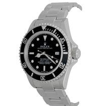 Rolex 16600 Steel 2006 Sea-Dweller 4000 40mm pre-owned United States of America, New York, New York
