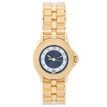 Mauboussin Classic 18K Yellow Gold Watch