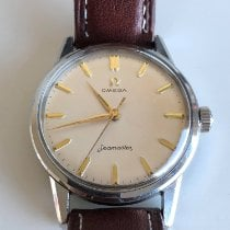 Omega Seamaster (Submodel) pre-owned 35mm Steel