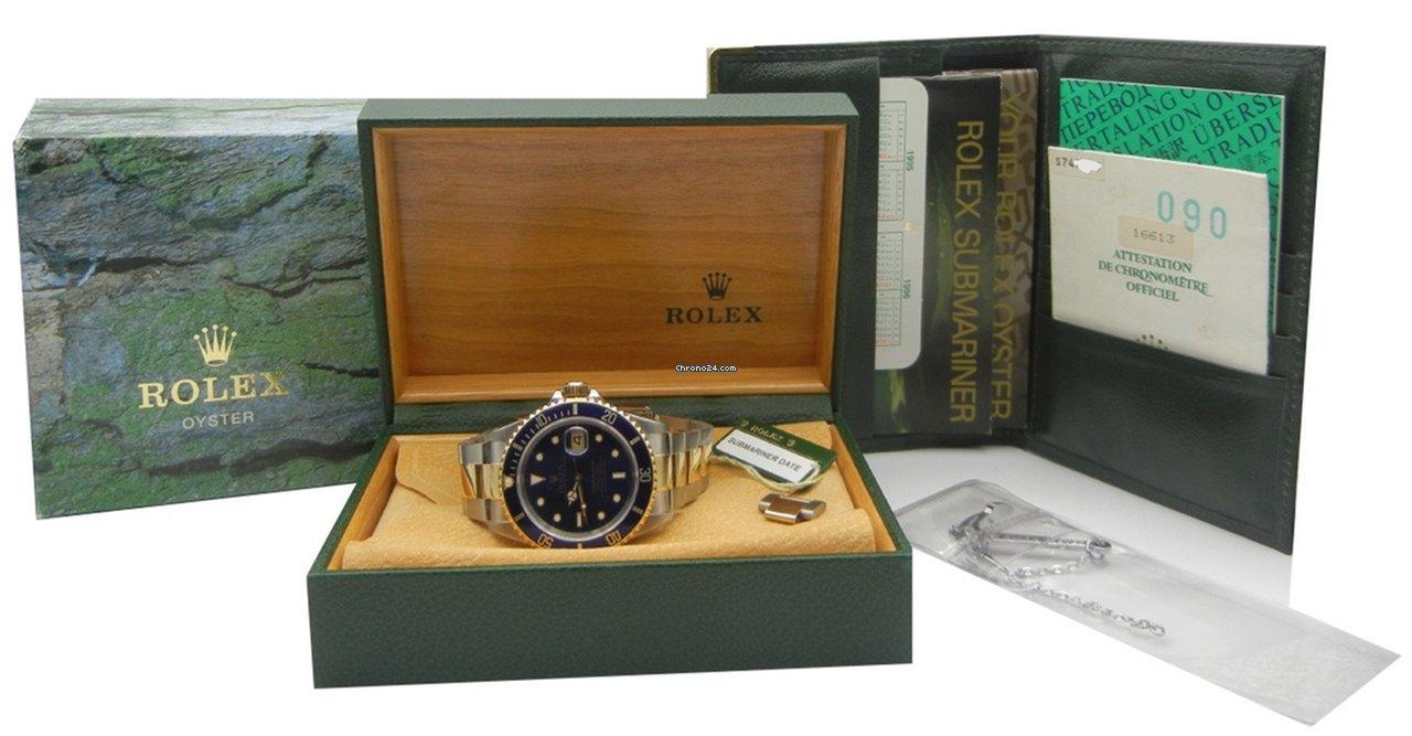 705c1b36cde Rolex Submariner - Tutti i prezzi di Rolex Submariner su Chrono24