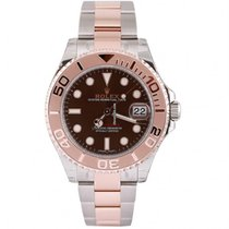 Rolex Yacht-Master 40 pre-owned 40mm Gold/Steel