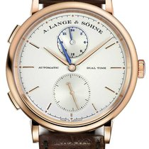 A. Lange & Söhne 385.032 Rose gold Saxonia new United States of America, Florida, North Miami Beach