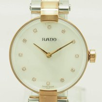 Rado Coupole Gold/Steel 27mm Mother of pearl No numerals United States of America, New York, Forest Hills