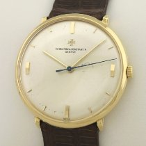 Vacheron Constantin Patrimony 6487 Manual 1960 pre-owned