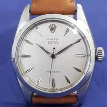 Rolex 34mm Manual winding pre-owned