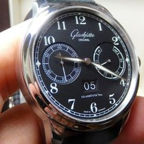 Glashütte Original Steel 44mm Automatic 100-14-07-02-30 new