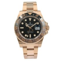 Rolex 44mm Automatisk GMT-Master II ny