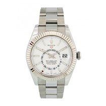 Rolex 326934 Steel 2019 Sky-Dweller 42mm pre-owned United States of America, New York, New York