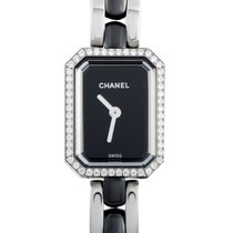 Chanel Steel 19.7mm Quartz H3058 new