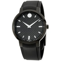 Movado Gravity Steel 42mm Black United States of America, New York, Brooklyn