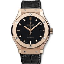 Hublot Classic Fusion 45, 42, 38, 33 mm 511.OX.1181.LR 2019 new