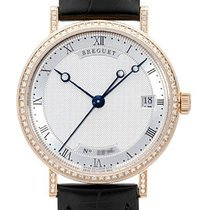 Breguet Rose gold 33.5mm Automatic 9068BR/12/976 D000 new