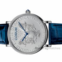 Corum Coin Watch 082.646.01/0003 MU53 2018 new