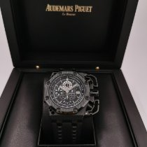 Audemars Piguet Royal Oak Offshore Chronograph Titanio 42mm Negro Sin cifras México, Torreon