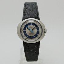 Omega Genève Acél 31mm Kék Számjegyek nélkül