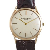 Vacheron Constantin Historiques Yellow gold 31mm Champagne United States of America, Pennsylvania, Southampton