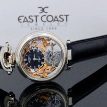 Bovet White gold 45mm Manual winding AIFSQ018 pre-owned