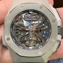 Audemars Piguet Royal Oak Concept Platinum