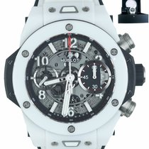 Hublot Ceramic Automatic White Arabic numerals 42mm new Big Bang Unico