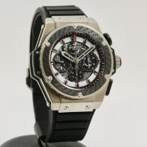 Hublot Titanio Automático Transparente Sin cifras 148mm usados King Power