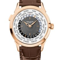 Patek Philippe 5230R-001 Oro rosa World Time 38.5mm nuevo