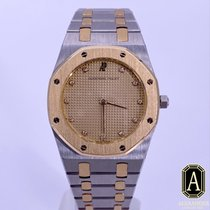 Audemars Piguet Royal Oak Gold/Steel 33mm Gold No numerals United States of America, California, Beverly Hills