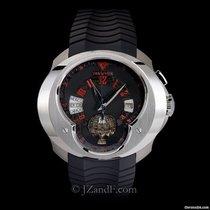 Franc Vila FVa5 Universal Time Zone (UTC) World Timer GMT – Black