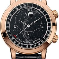 Patek Philippe Celestial Rose gold Black United States of America, New York, Brooklyn