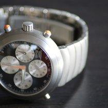 Ikepod Chronometer Automatisch tweedehands Hemipode Zwart