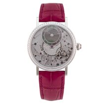 Breguet Tradition White gold 37mm Silver United Kingdom, London