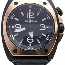 Bell & Ross BR 02-92 Pink Gold & Carbon