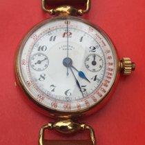 Elgin National Watch Chronograph monopulsante jumbo