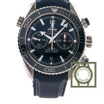 Omega Seamaster Planet Ocean Chronograph blue 45.5mm