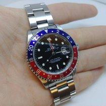 Rolex GMT-Master - 16700 - Pepsi Inlay - W - 1996 - FULL SET...