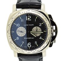 Panerai White gold Manual winding 40mm pre-owned Special Editions