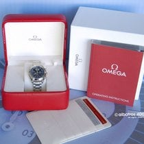 Ωμέγα (Omega) Speedmaster Chrono DAY-DATE BLUE dial  Ref.3523....