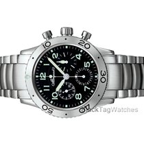 Breguet Type XX - XXI - XXII new 2020 Automatic Chronograph Watch with original box and original papers 3800ST/92/SW9