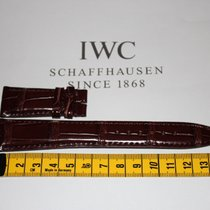 IWC Portugieser crocodile leather 22mm  brown strap