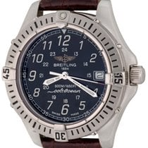 Breitling A64350 Steel Colt 38mm pre-owned United States of America, Texas, Dallas