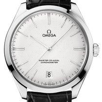 Omega De Ville Trésor Witgoud 40,00mm Zilver