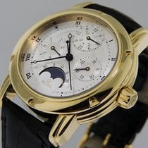 Gevril Yellow gold 39mm Automatic Prototype rare new United States of America, California, Los Angeles