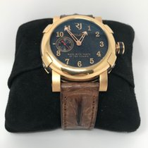 Romain Jerome T.222BB.00 Rose gold 2007 Titanic-DNA 46mm pre-owned United States of America, Arizona, Scottsdale
