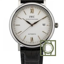 IWC Portofino Automatic 40 mm Steel Gold Hands
