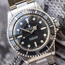 Rolex Submariner (No Date) gebraucht Stahl