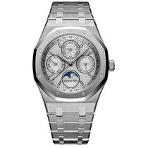 Audemars Piguet Royal Oak 41mm Silver Dial Stainless Steel...
