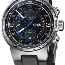Oris Williams F1 Stal 44,00mm Czarny