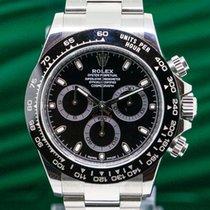 Rolex 116500LN Daytona Ceramic Bezel SS / Black Dial (29961)