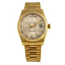 Rolex 118238 Or jaune 2015 Day-Date 36 36mm occasion